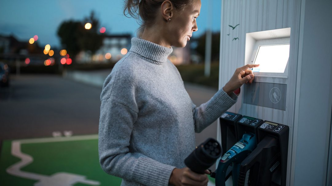 Electric mobilityNetworked e-charging points with clever convenience for customers and operatorsShow project