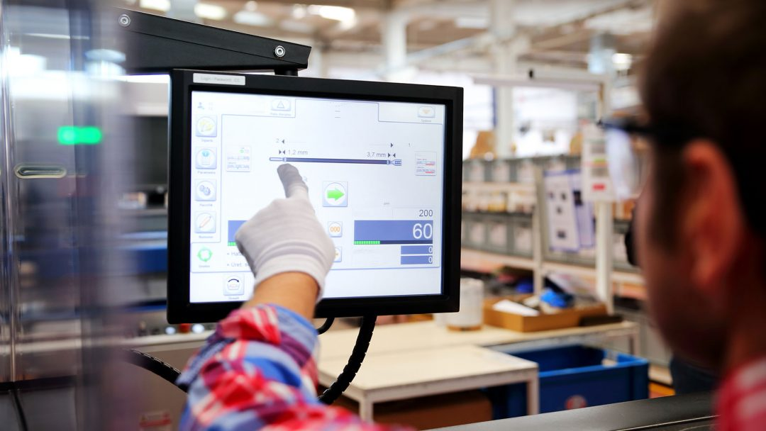 Just-in-sequence production  More transparency and productivity with intelligent web panels  Show project
