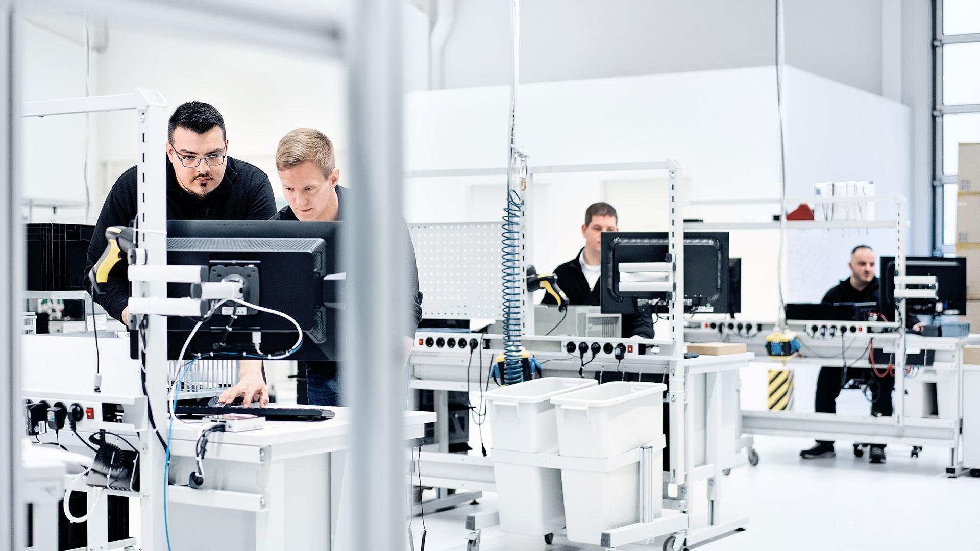 Janz Tec Industrial-IoT Hardware Engineering