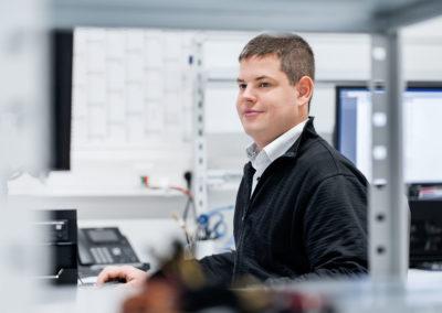 Janz Tec Industrial-IoT Software Entwicklung