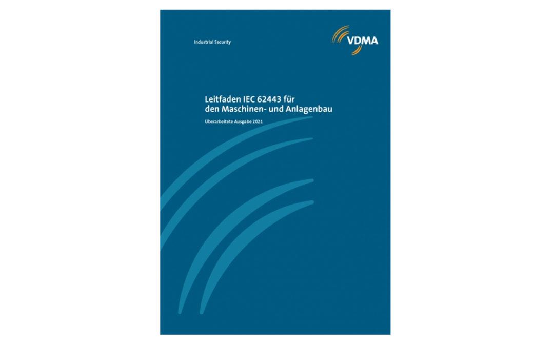 Leitfaden IEC 62443 für den Maschinen- und Anlagenbau veröffentlicht